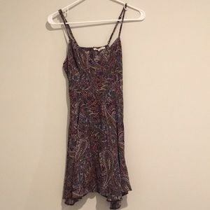 American Eagle Outfitters Dress (paisley print)